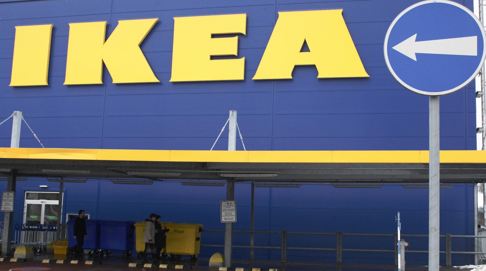 Swedish furniture store Ikea