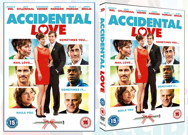 Accidental Love DVD