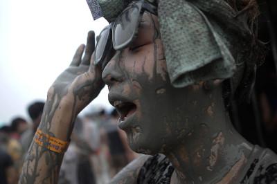 Boryeong Mud Festival Korea