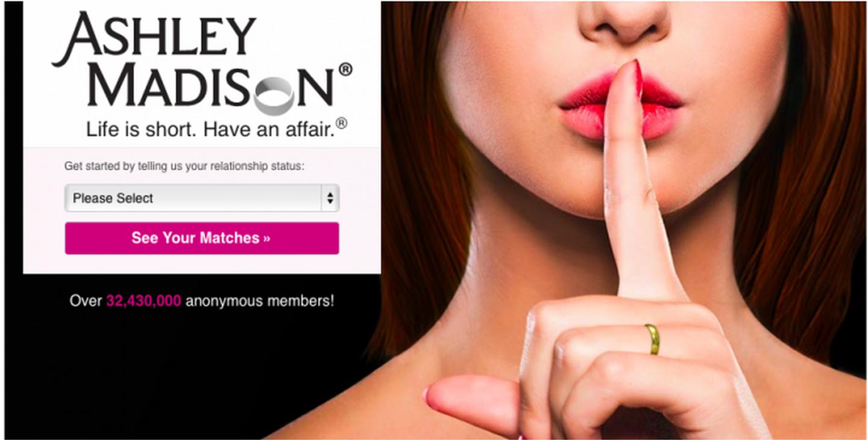 Ashley Madison hacked customer details leaked