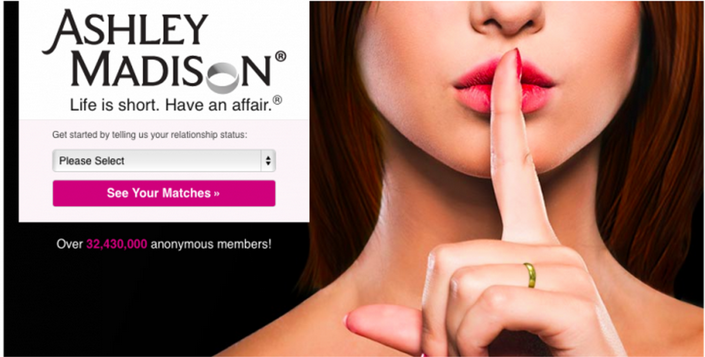 Ashley Madison hacked customer details leaked