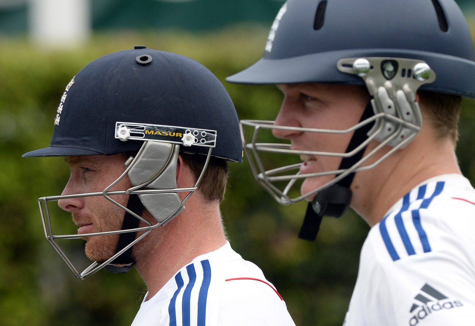 Ian Bell and Gary Ballance