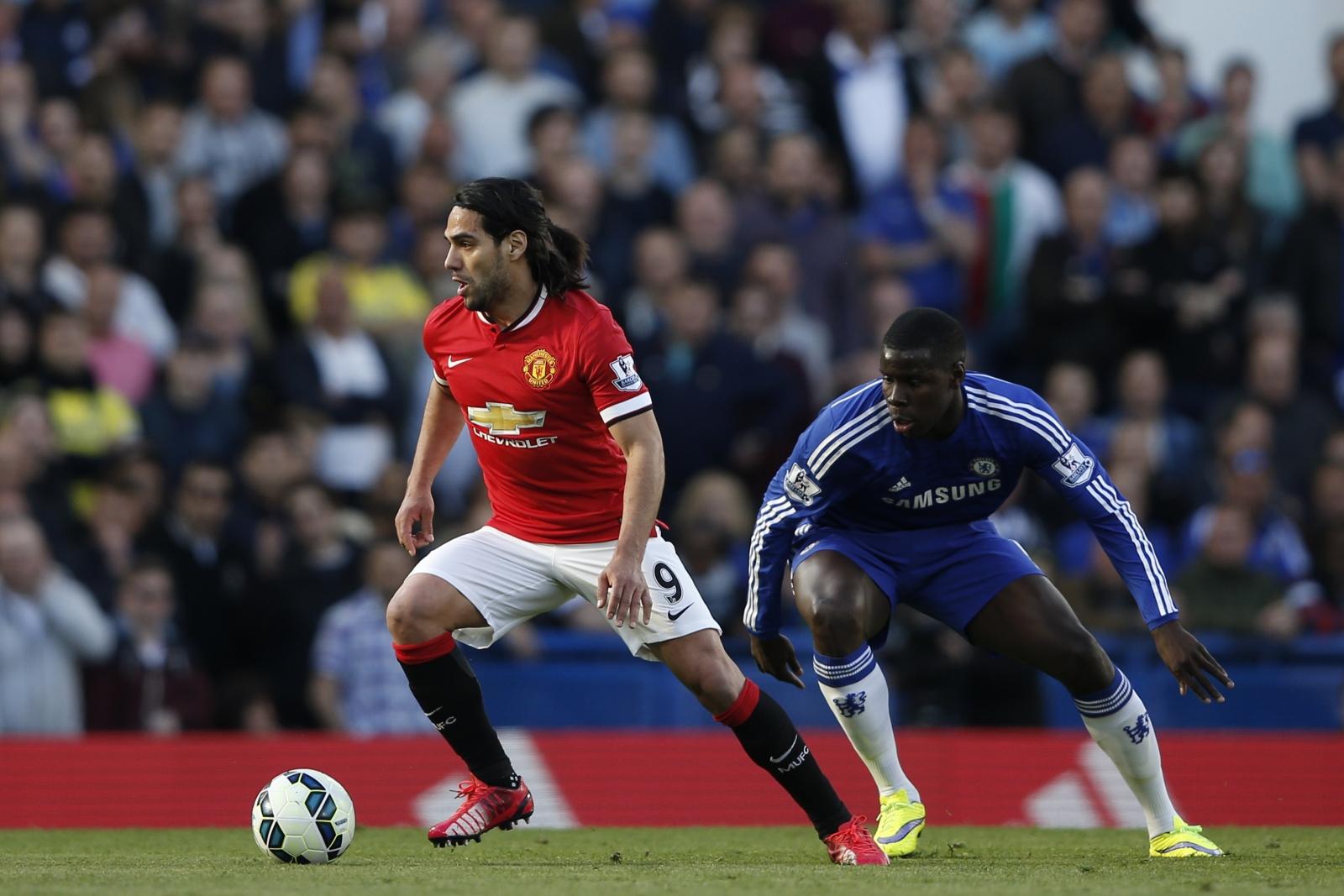 Falcao v Chelsea