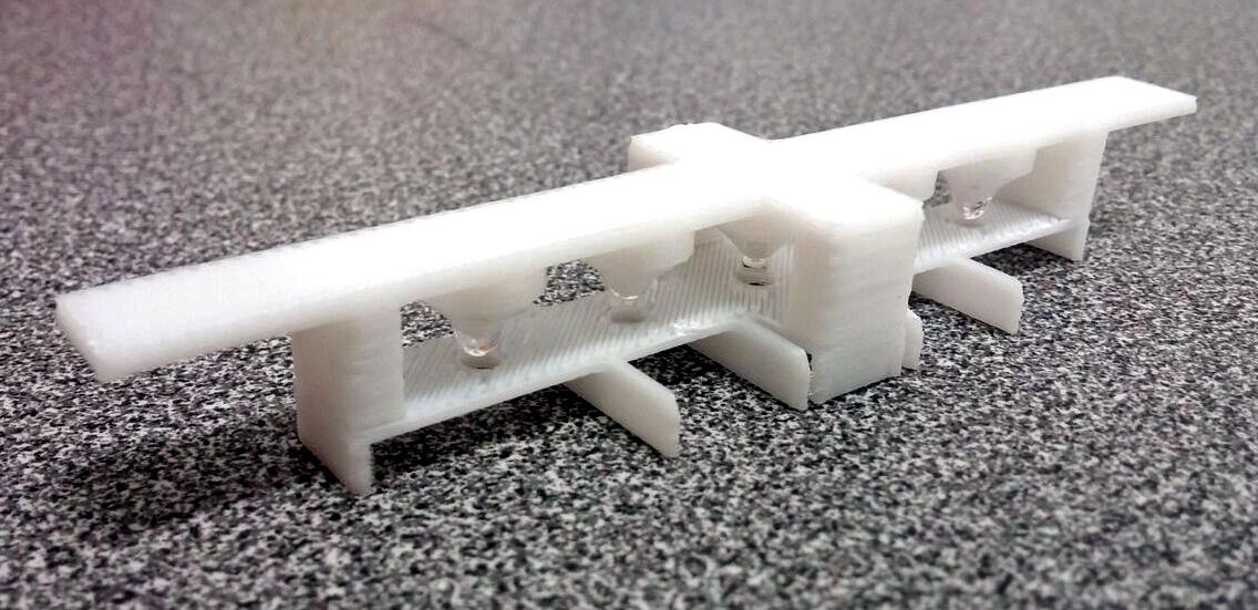 The 3Dprinted droplet lens maker
