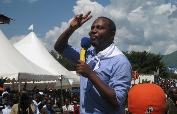 Alexis Sinduhije Burundi