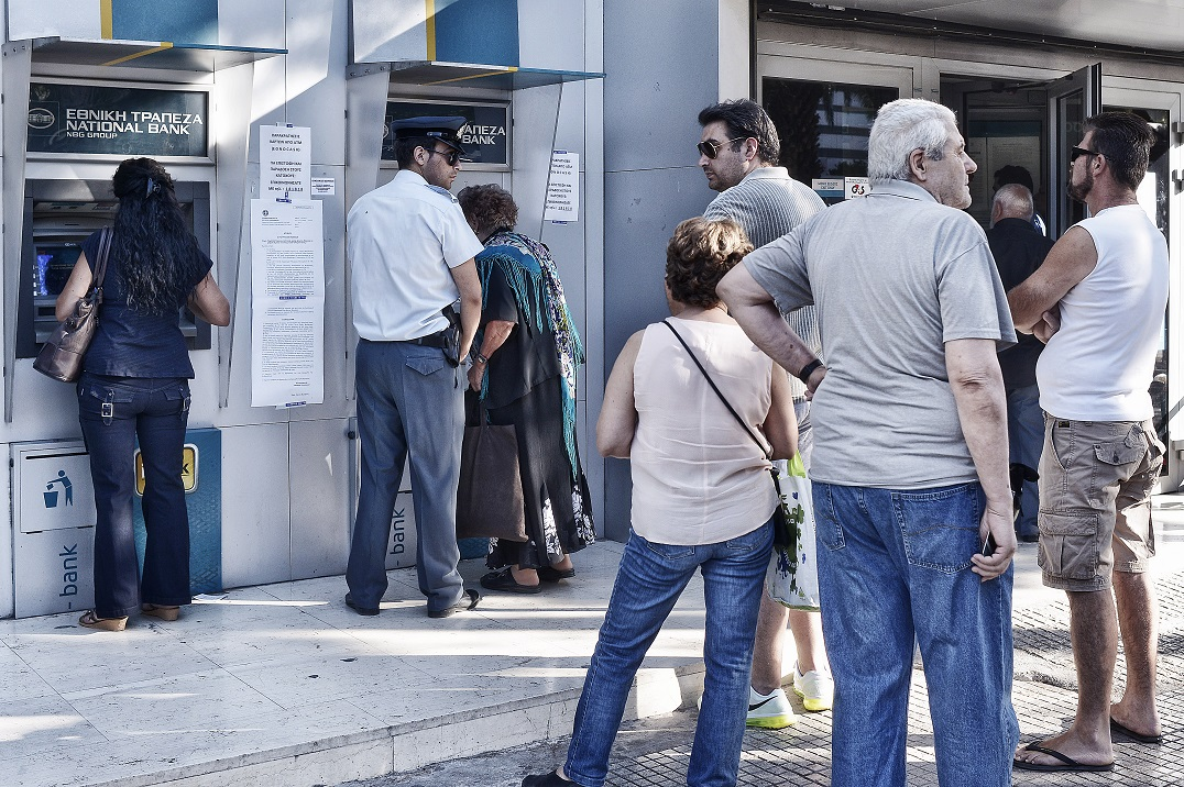 Greek banks reopen