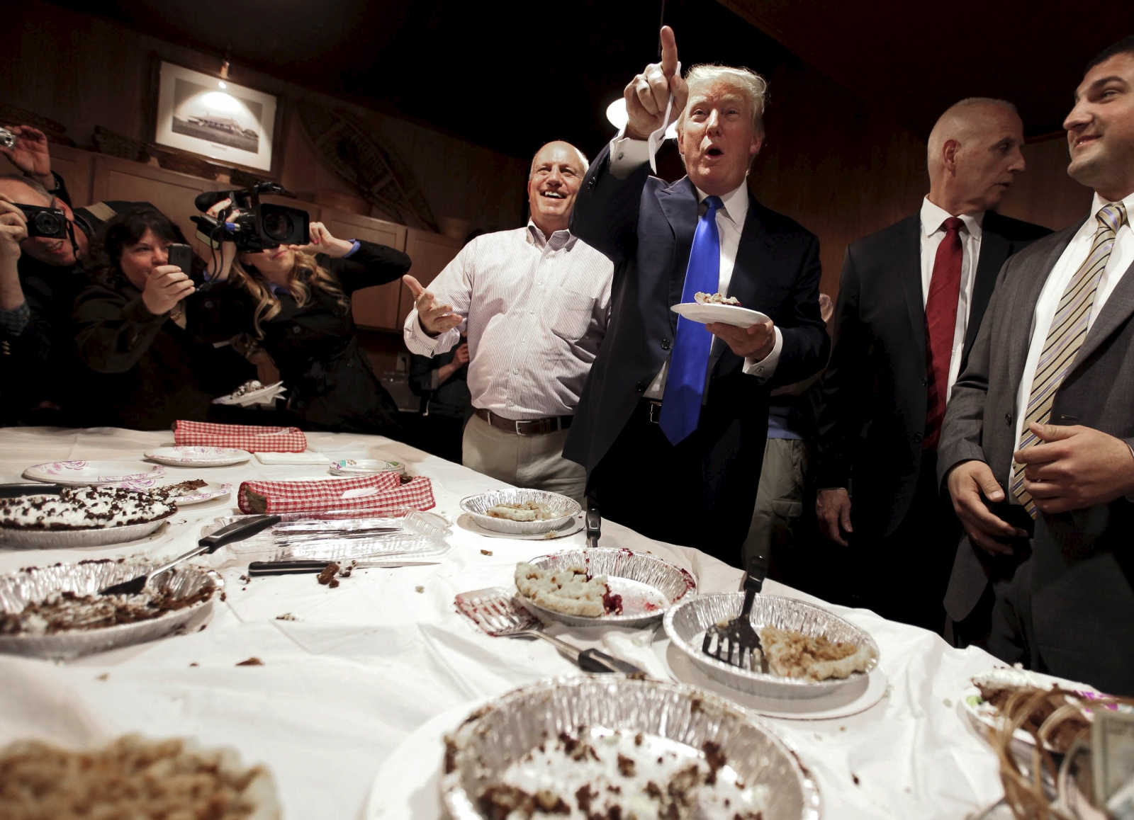 John Oliver Attacks Donald Trump Over Food Waste In Last Week Tonight