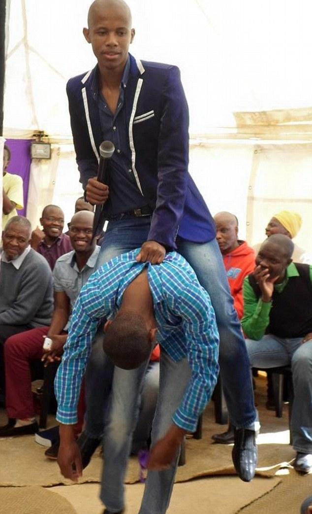 Penuel Mnguni South Africa preacher