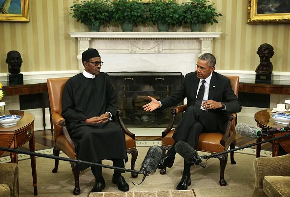 Buhari Obama