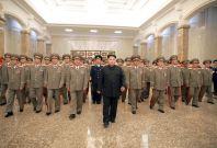 North Korea nuclear programme