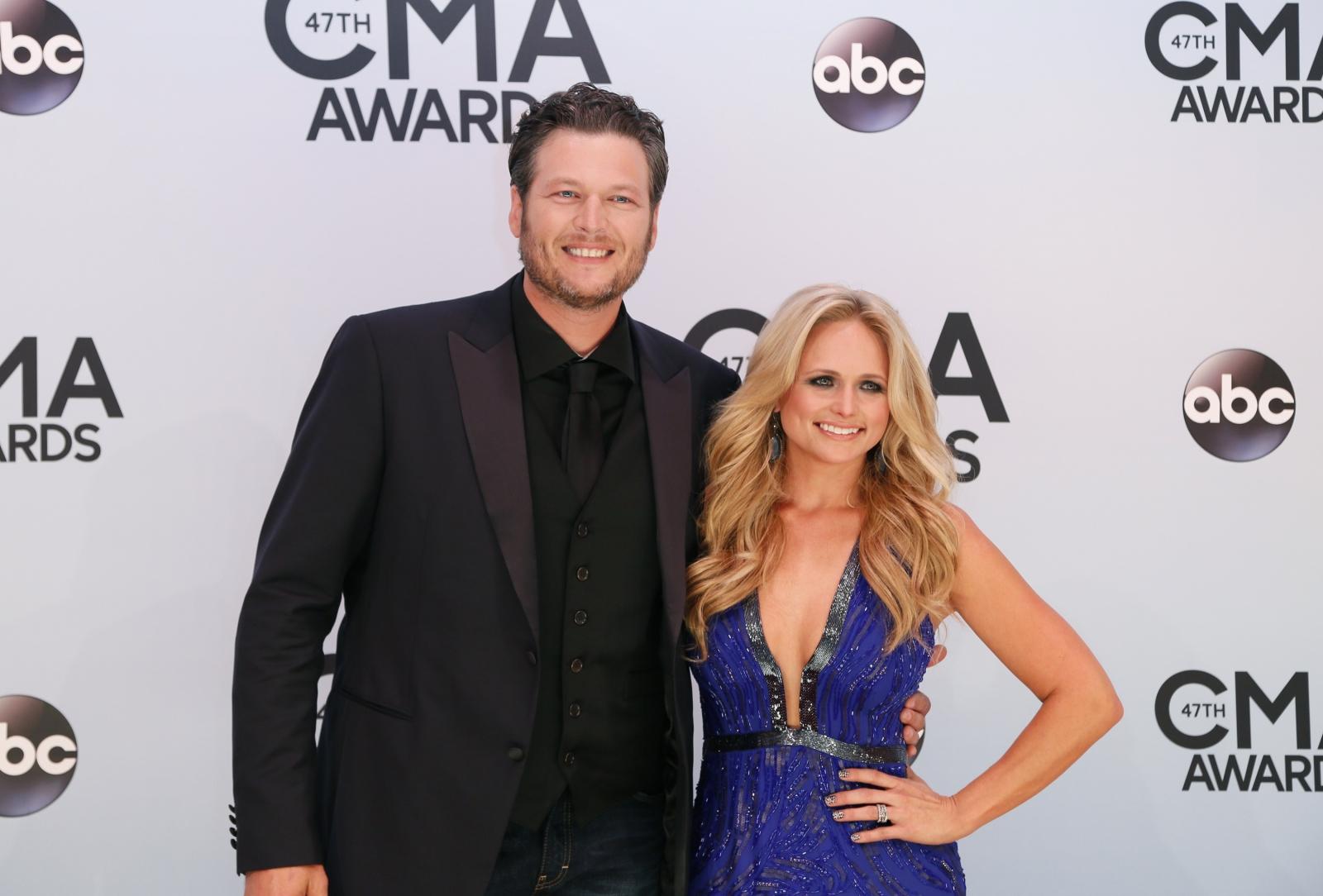 Is Blake Shelton Married