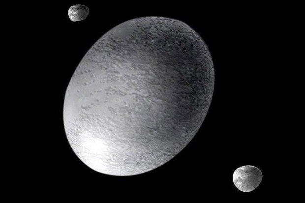 Three New Potential Dwarf Planets Discovered