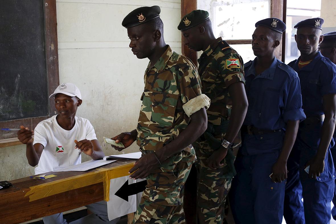 burundi elections