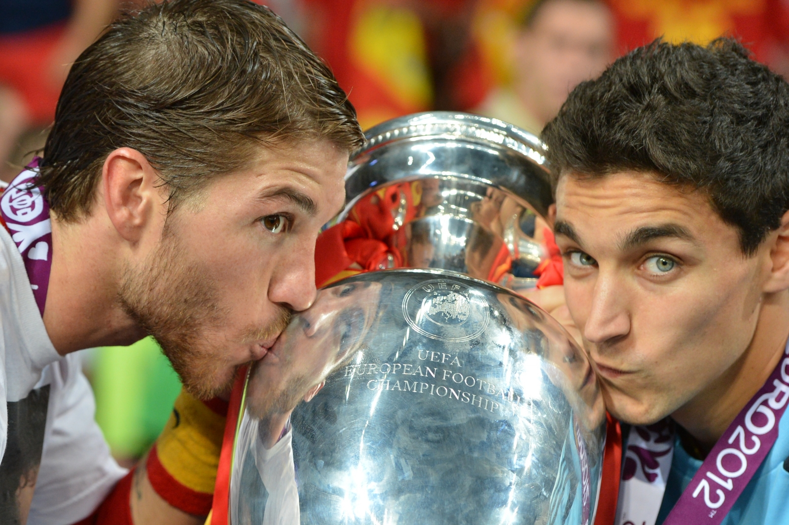 Ramos and Navas