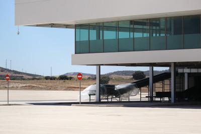 spain ghost airport