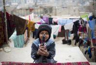 Afghanistan toy guns