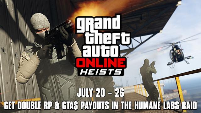 heist gta 5 online payouts
