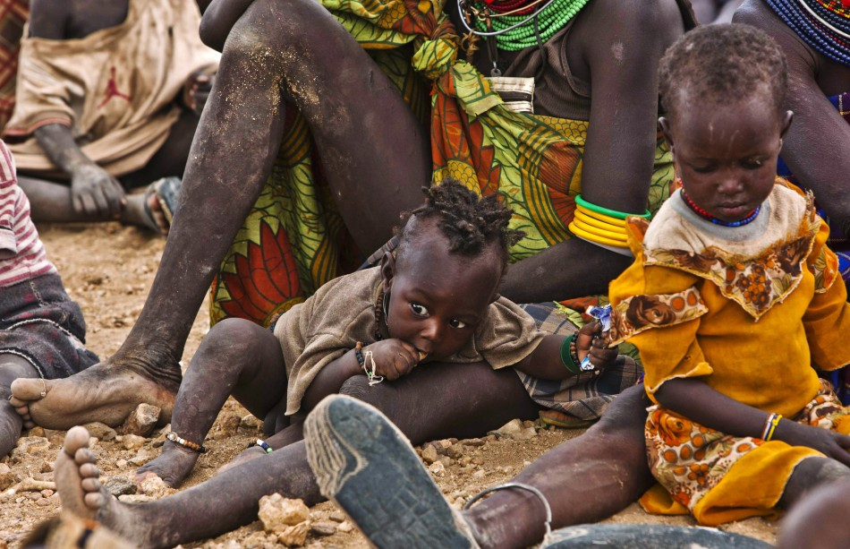 Hungry Africans Famine in Somalia: Are...