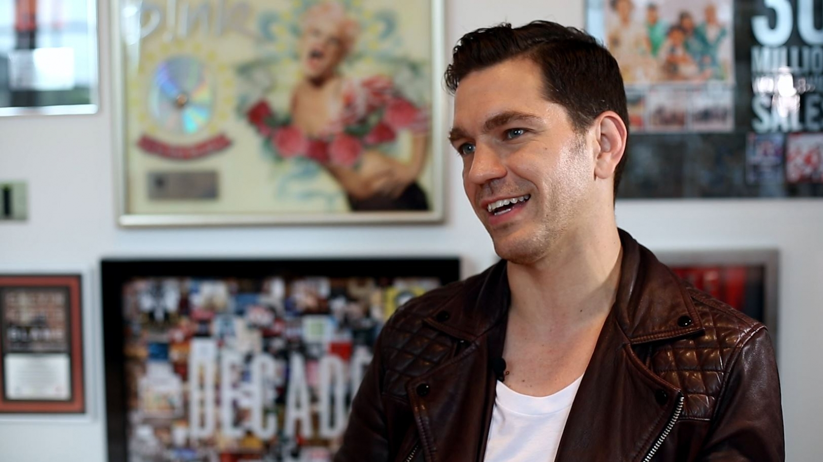 Andy Grammer US singer interview