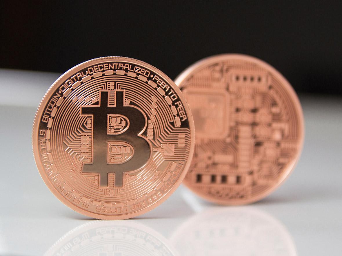 Bitcoin decentralised