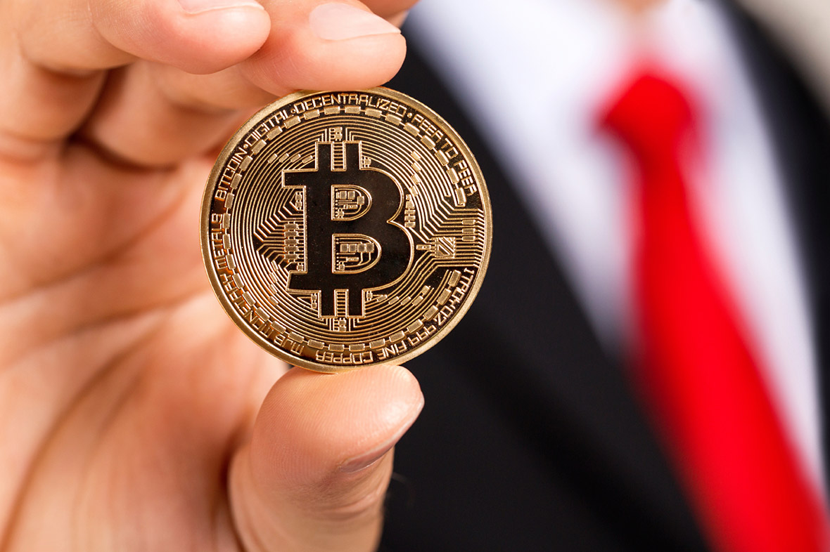 bitcoin banker