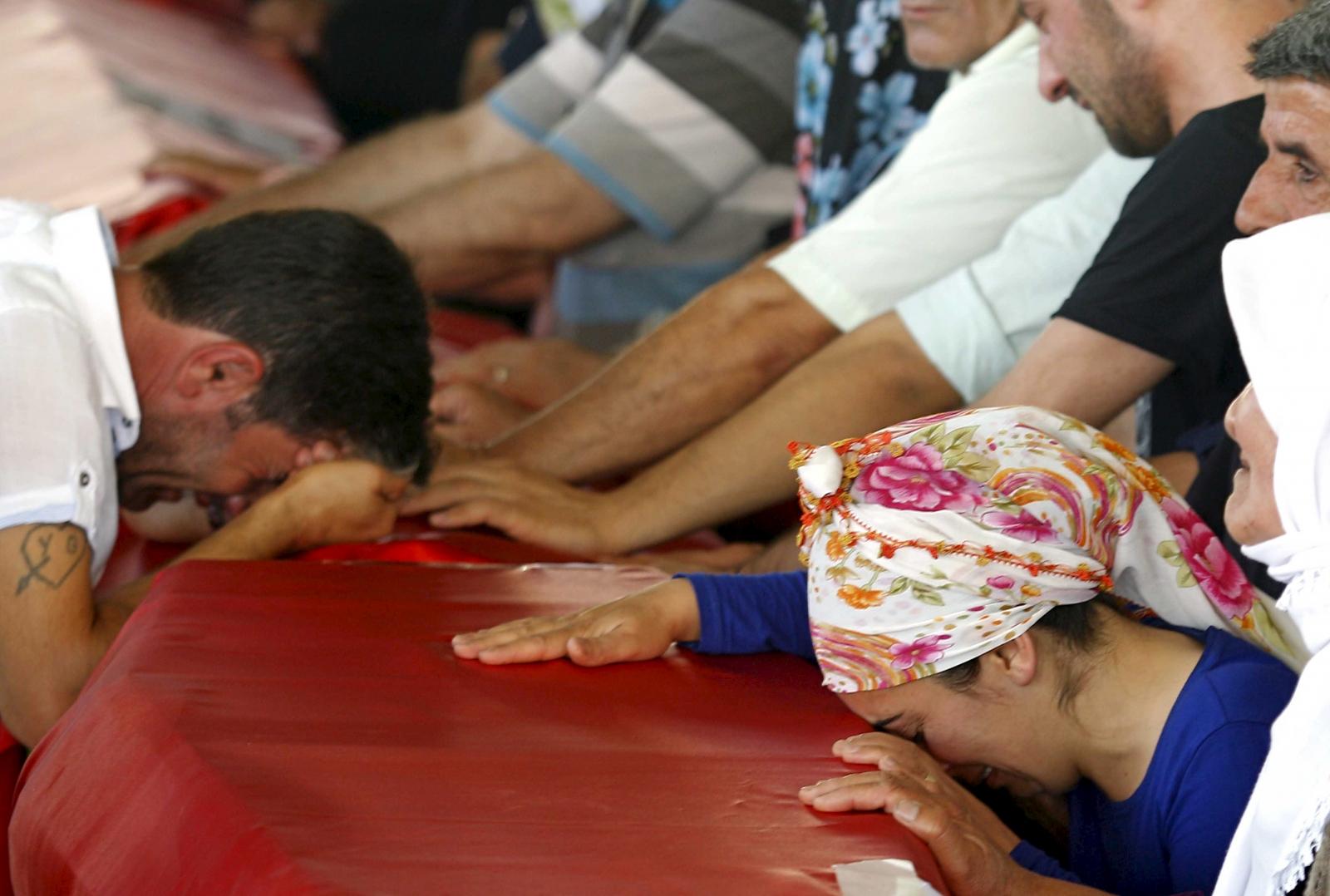 Suruc suicide bombing