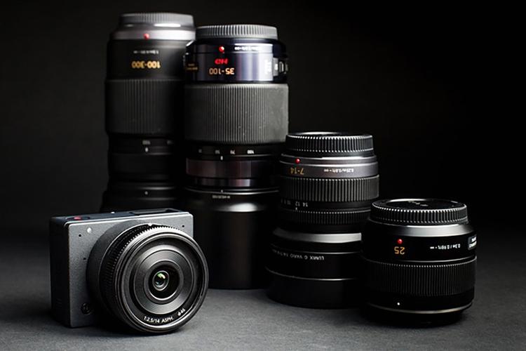 Panasonic, Olympus MFT lenses work with E1