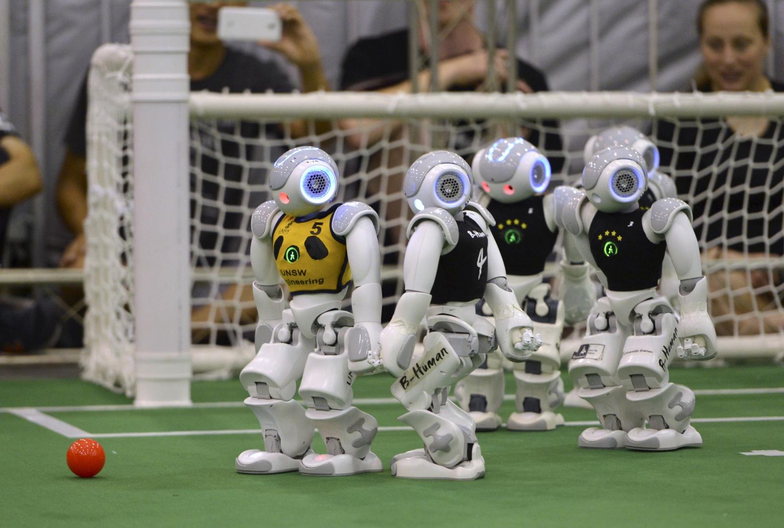 RoboCup 2015