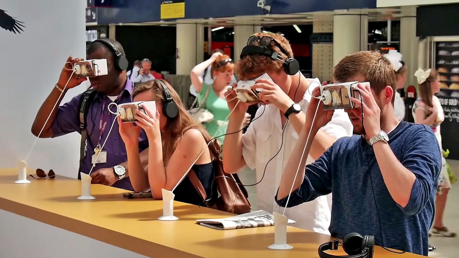 Virtual reality headsets could explode in popularity