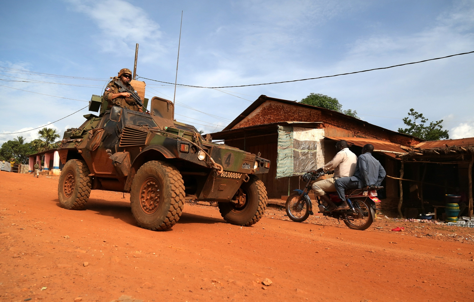 Rwandan soldier turns rogue in CAR