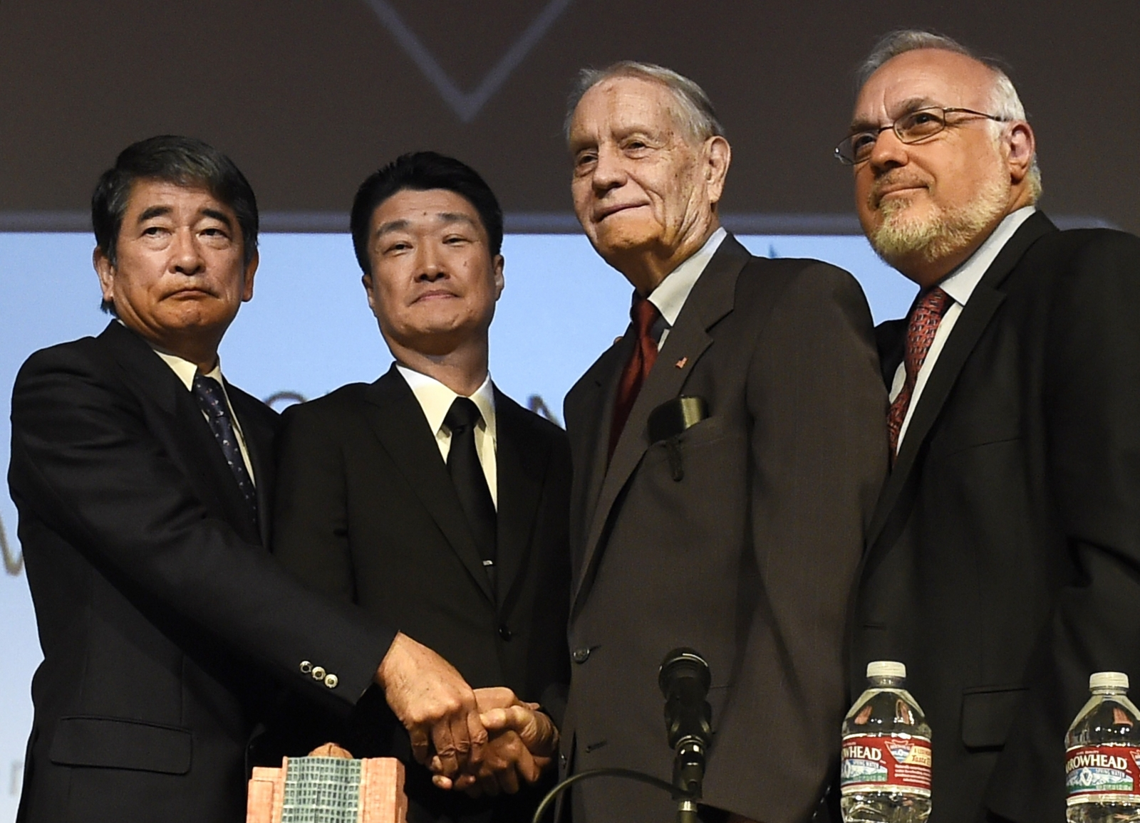 Mitsubishi apologises to US PoW