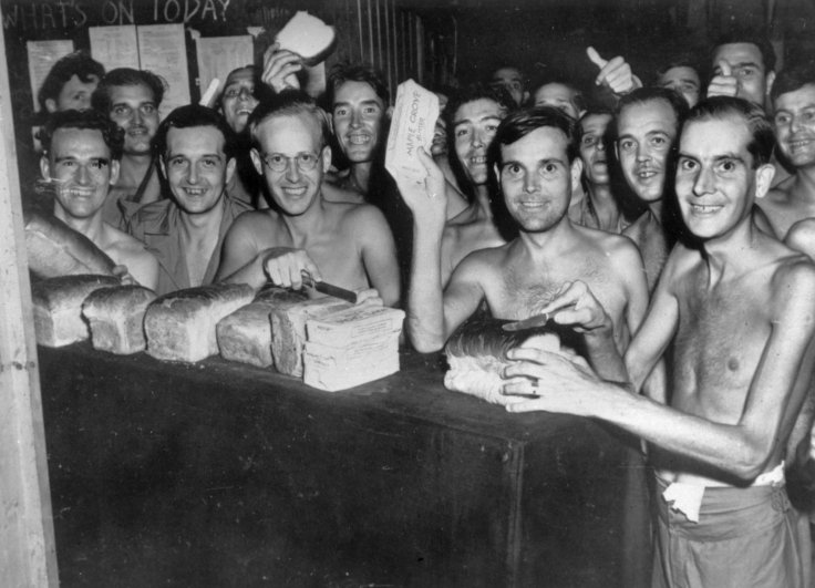 PoWs liberated in Taiwan