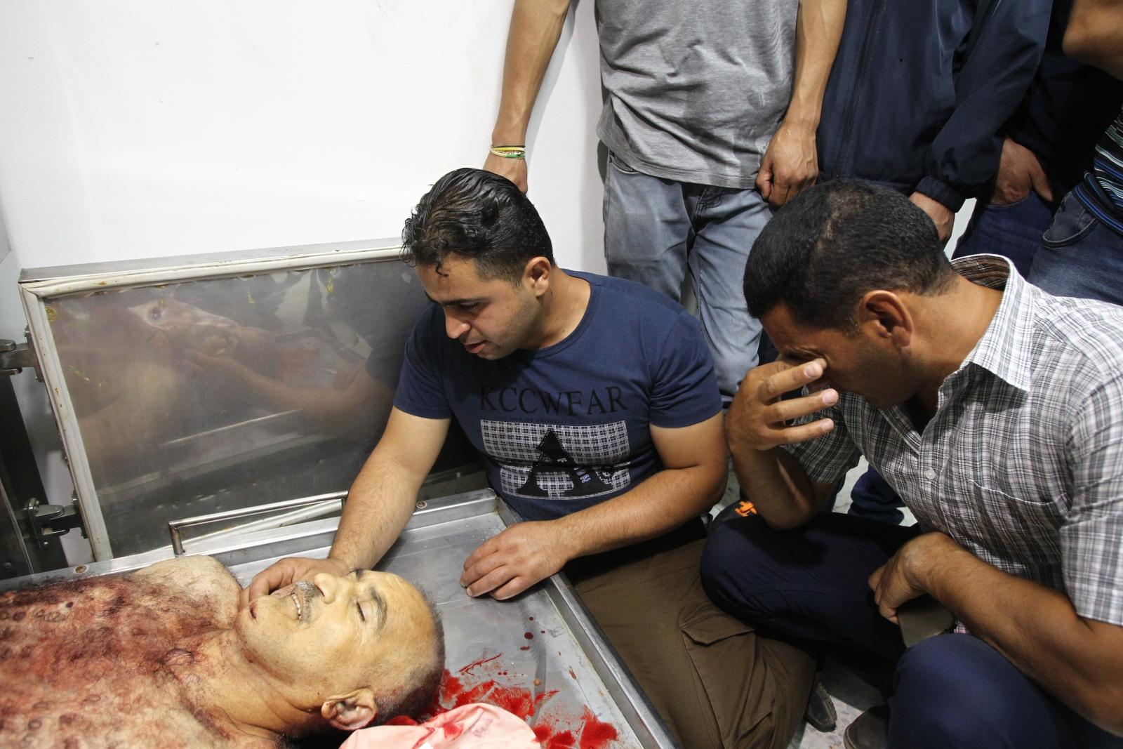 Palestinian killed Hebron