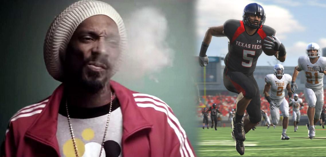 Snoop Dogg NCAA Football