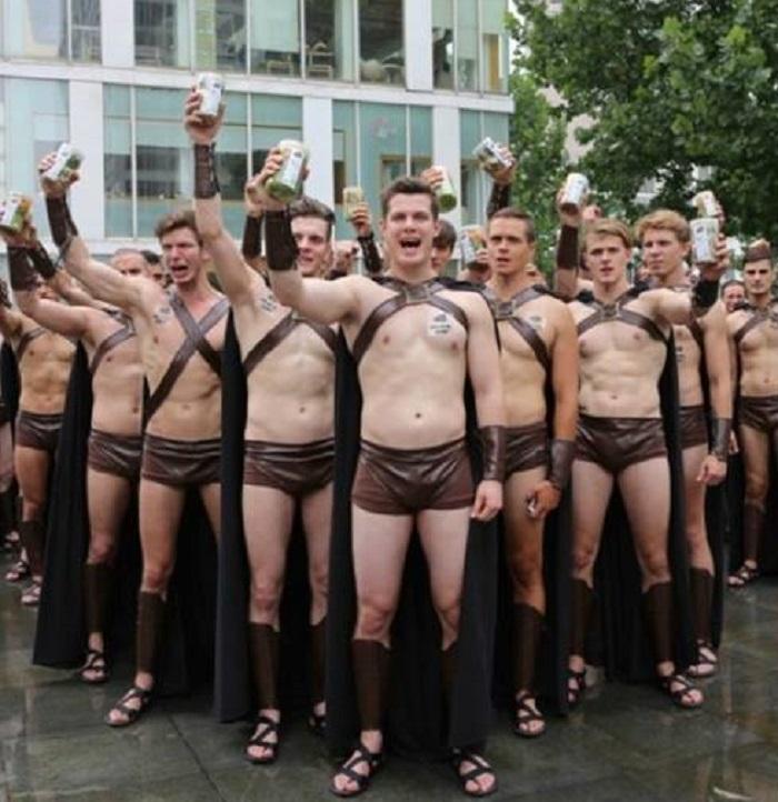 Spartans 300 Beijing