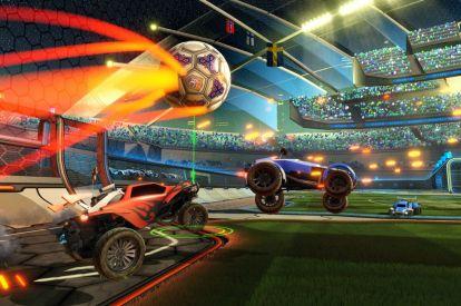 Rocket League PS4 PC