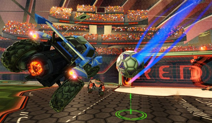 Rocket League review: Car football gets the video game treatment