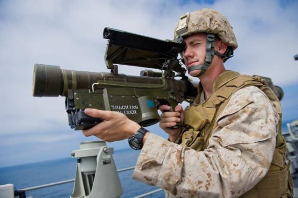 Stinger FIM-92 FIM-92A