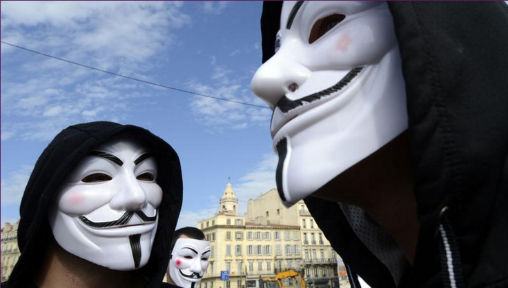Anonymous hacked US Census Bureau