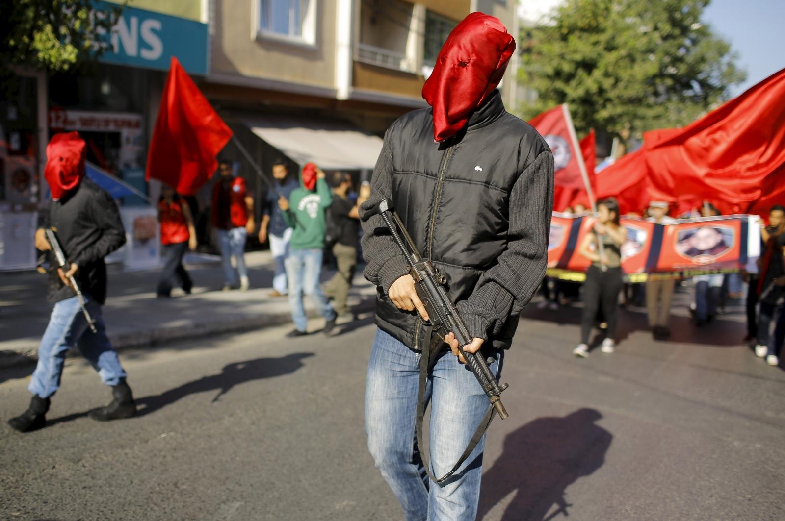 Turkey  Pkk Kill Third Policeman In Suruc Suicide Bombing
