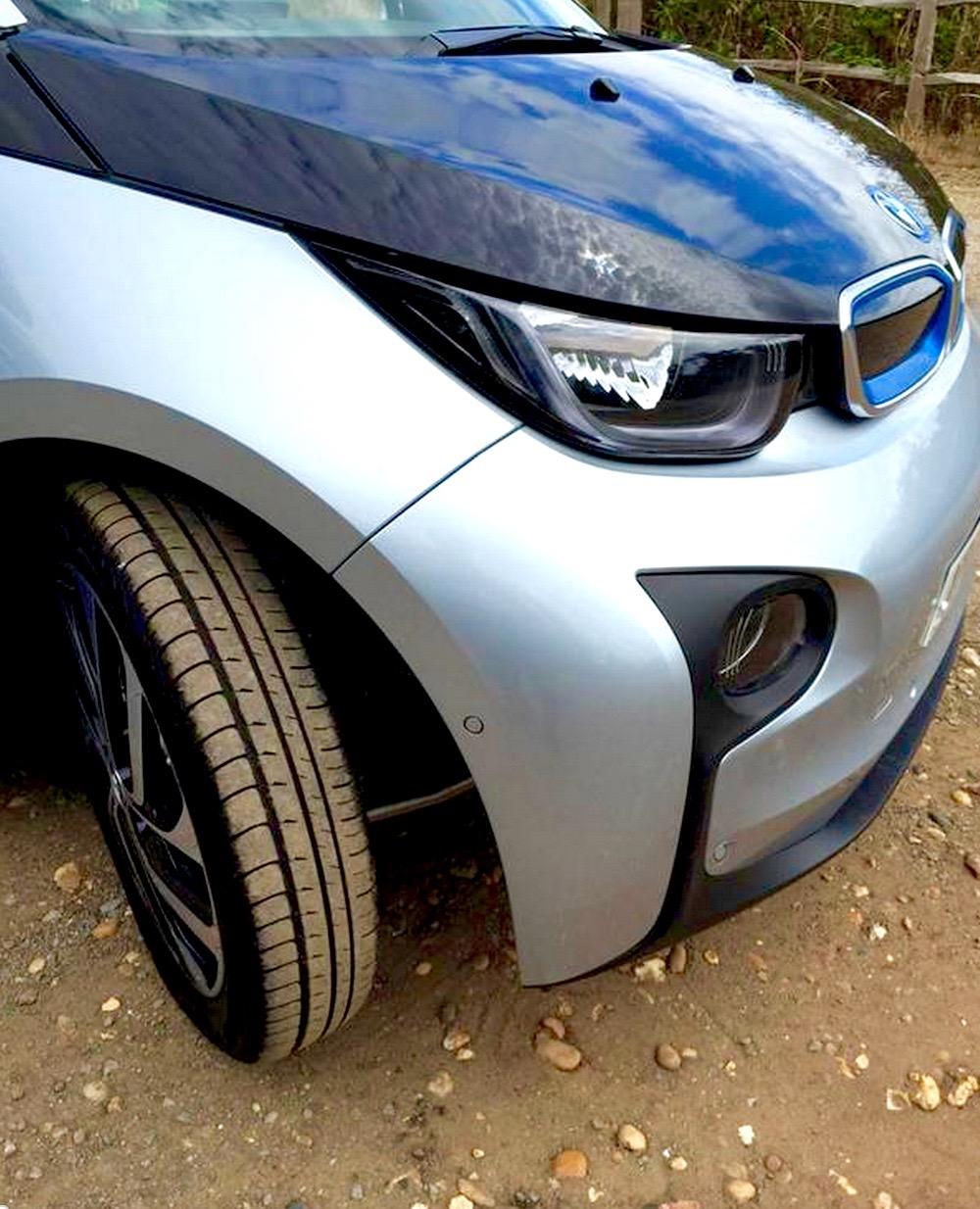 BMW i3 tyres