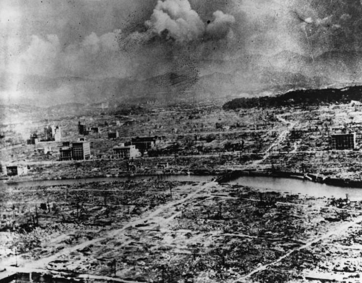 Nagasaki atomic bomb fat man