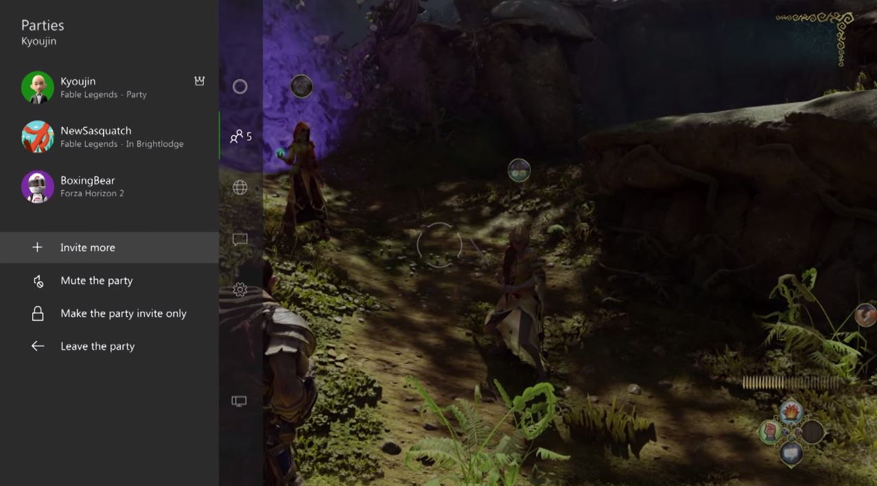 Xbox One Windows 10 Dash