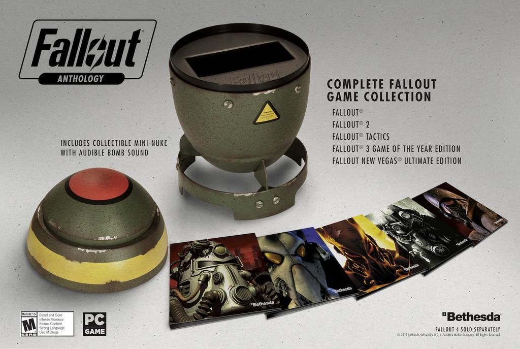 Fallout Anthology