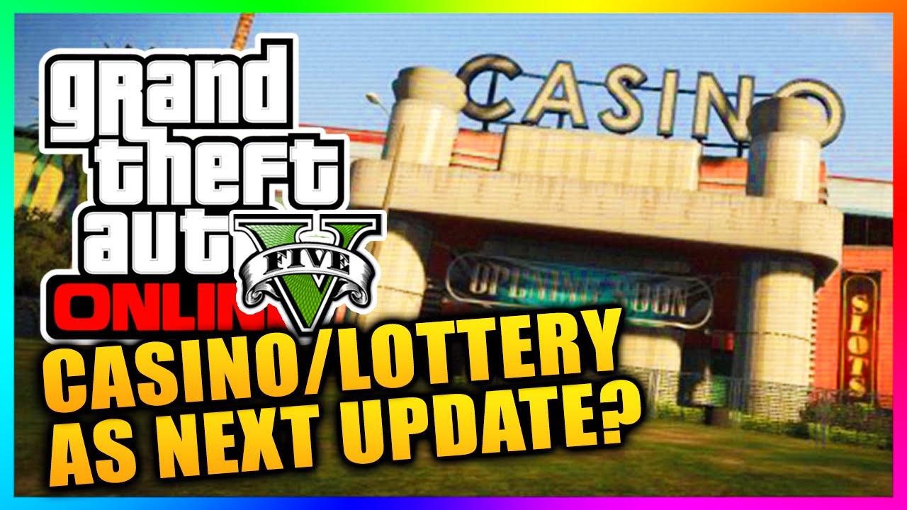 GTA 5 Casino and Lottery Update