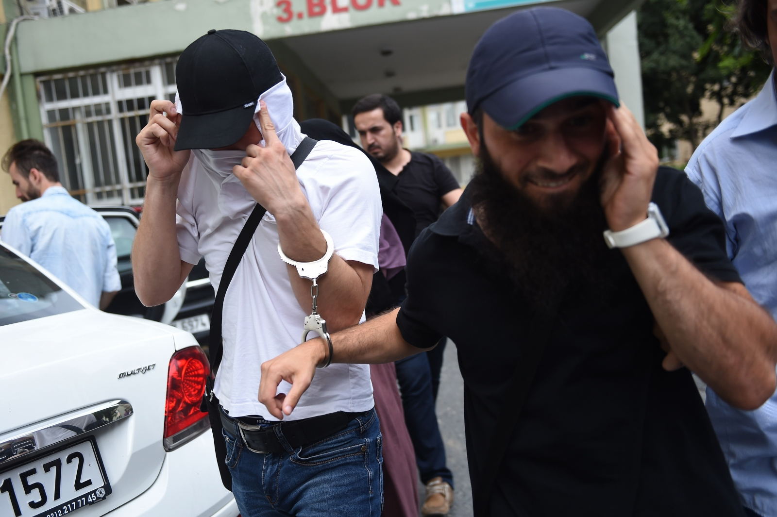 Islamic State Turkey