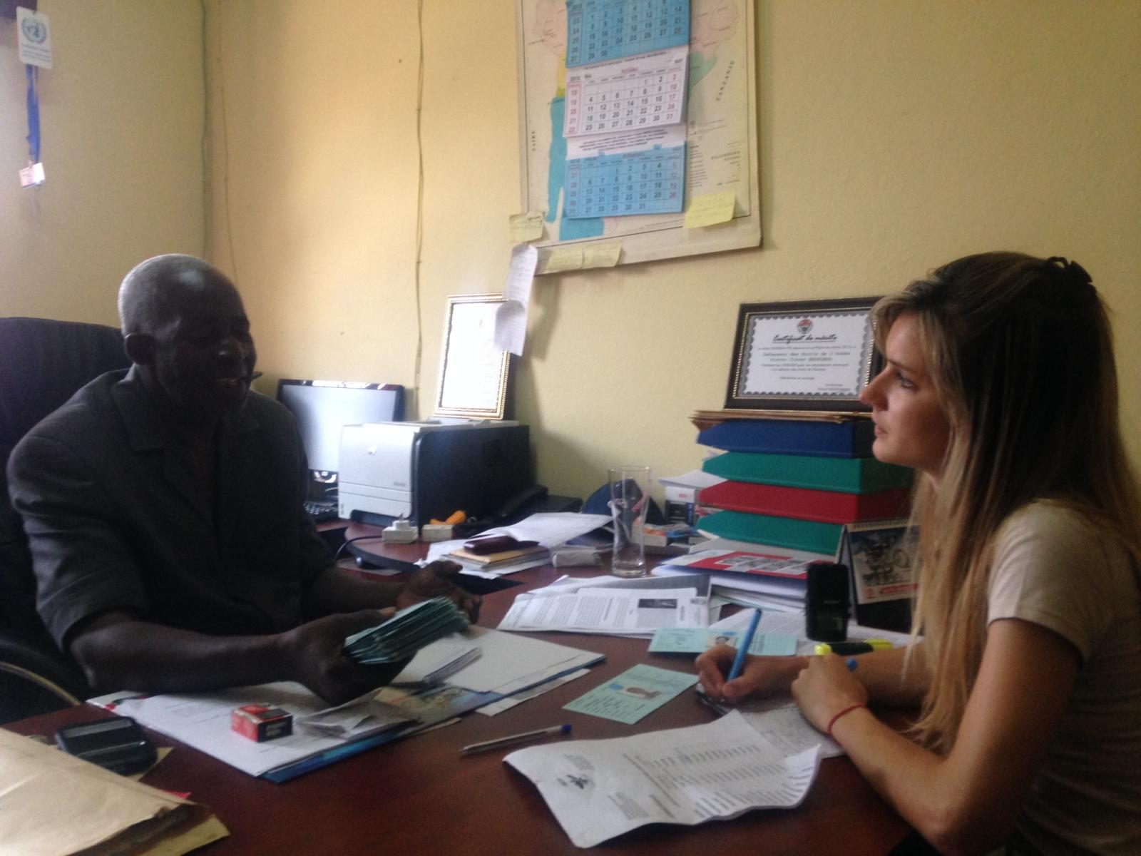 PC Claver Burundi elections