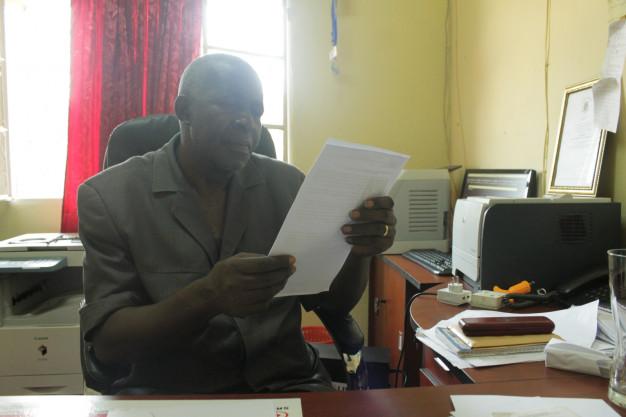 Burundi elections card fraud
