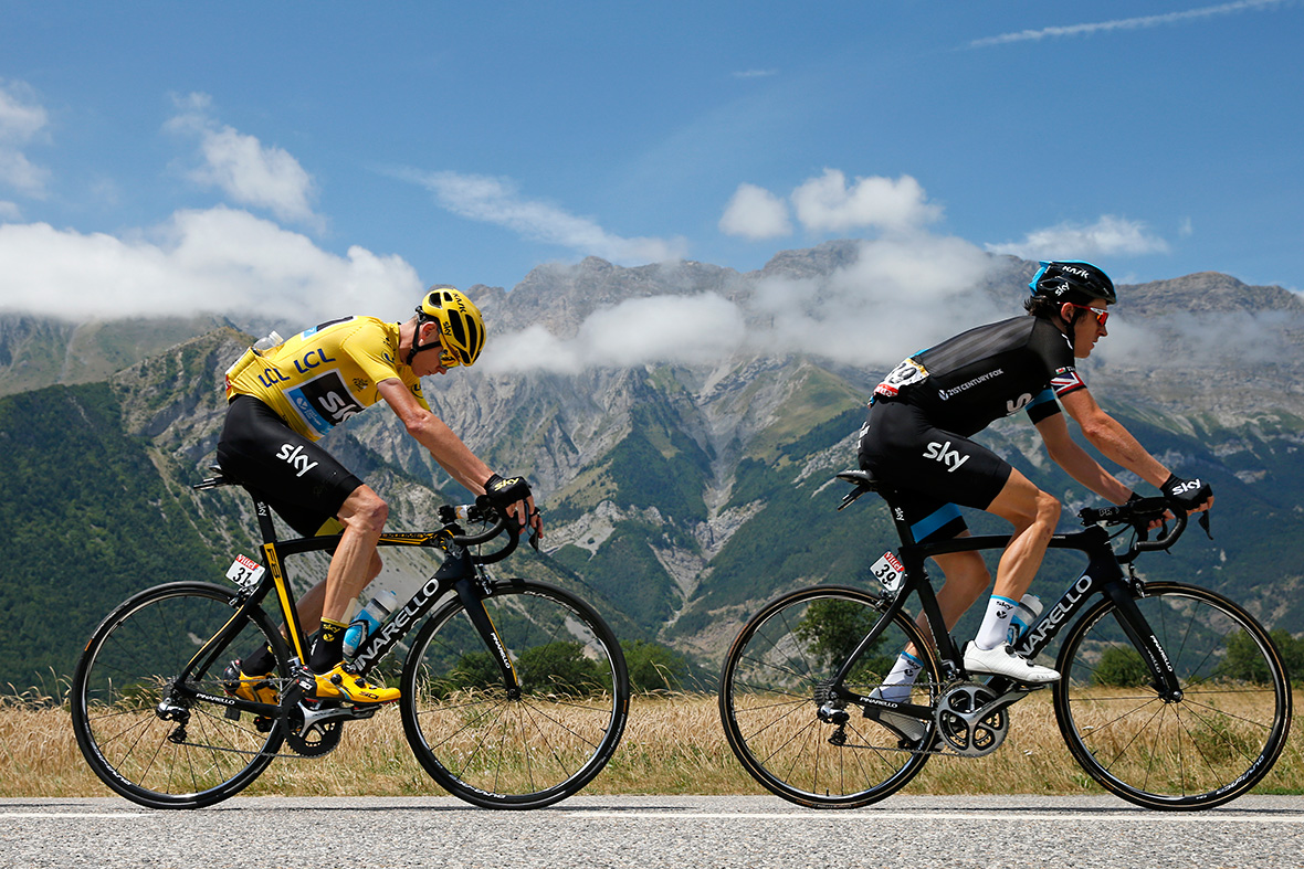how to get in the tour de france