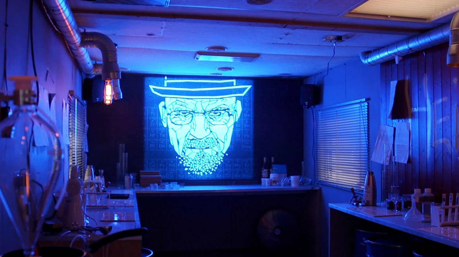 Breaking Bad pop-up event in London